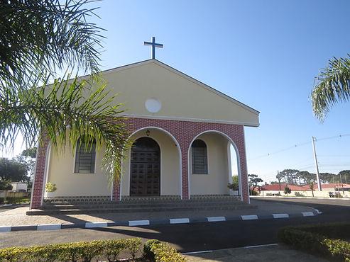 Capela Nossa Senhora do Monte Bérico Santa Felicidade Centenário