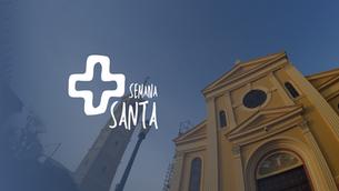Programação da Semana Santa: orientações para participação presencial e horários de transmissão