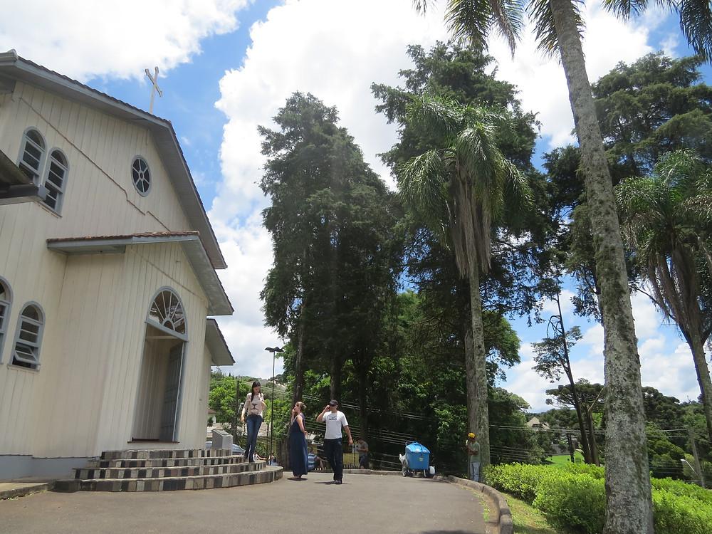Capela São Judas Tadeu