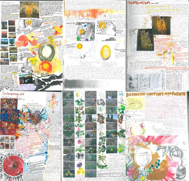 Art Workbook