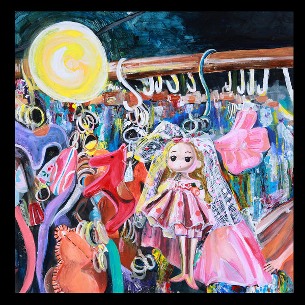 The doll's dream