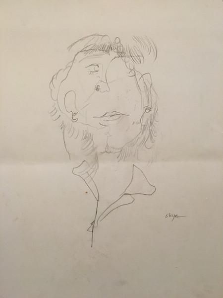 Skye. portrait