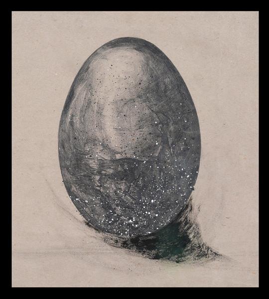 The egg series N.1