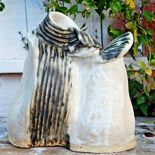 Sculptured Pot