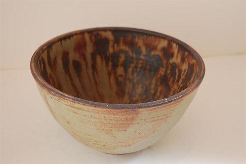 Iron glaze bowl