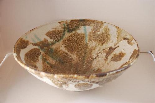 Wax resist bowl