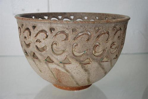 Filigree bowl