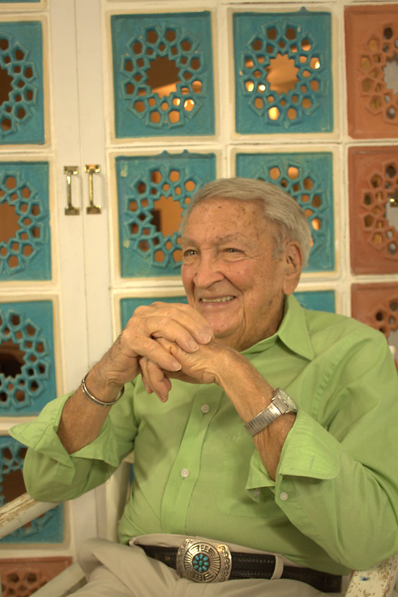 Who starts a business at the age of 92 meet Philip Bellomo.CR2