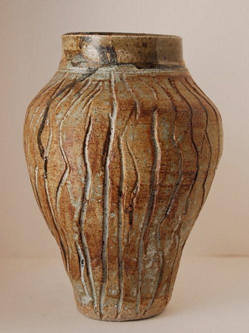 Incised Vase