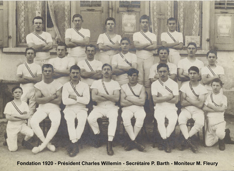 Fondation en 1920