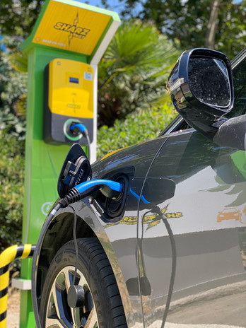 New Roadside Assistance Cooperation for e-Cars