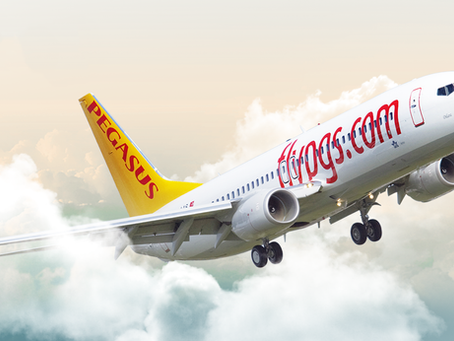 Sefer İptali - Pegasus Havayolları