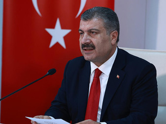 Minister of Health of Turkey is appealing to the sense of morality