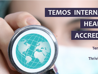 We are once again Temos certified!