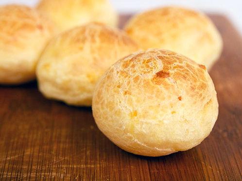 Pão de queijo (gougère au fromage) x 20 pièces - à cuire au four