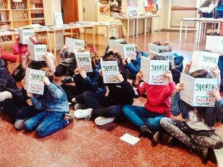 Storie di studenti che vogliono cambiare il mondo di Carola Benedetto e Luciana Ciliento