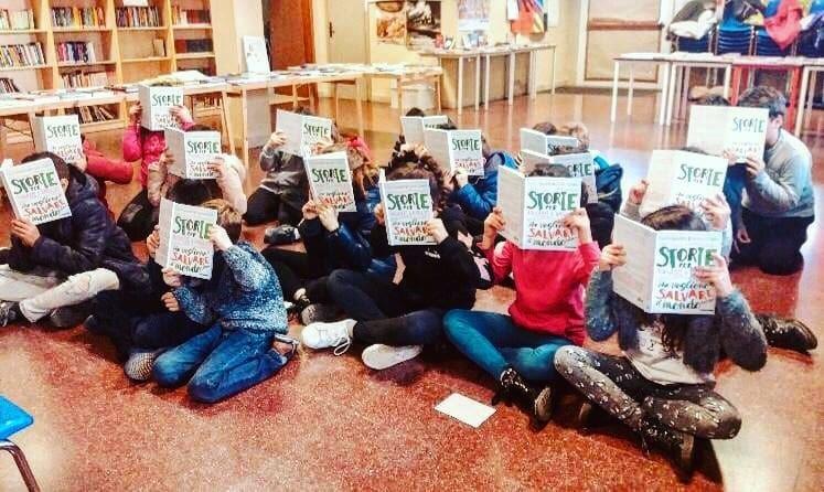 Studenti che vogliono salvare il mondo