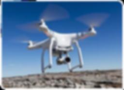 drone para mineração