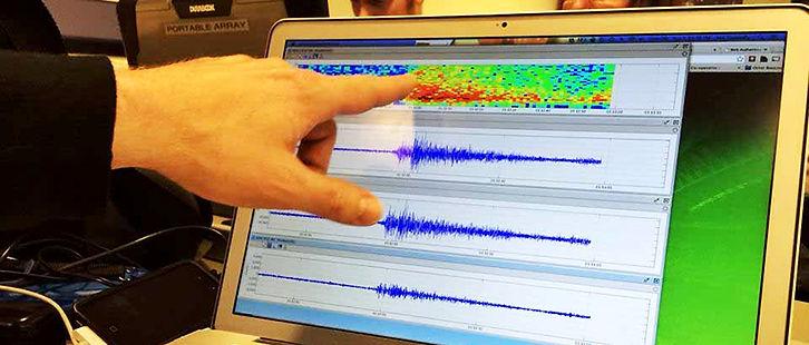 software análise de vibrações