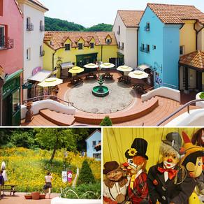 หมู่บ้านฝรั่งเศสเปิดสวนผีเสื้อและนิทรรศการหุ่นกระบอก