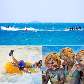 ชายหาดฝั่งตะวันตก Chuncheongnam เปิดแล้ว (Chuncheongnam-do's west coast beaches are now open)