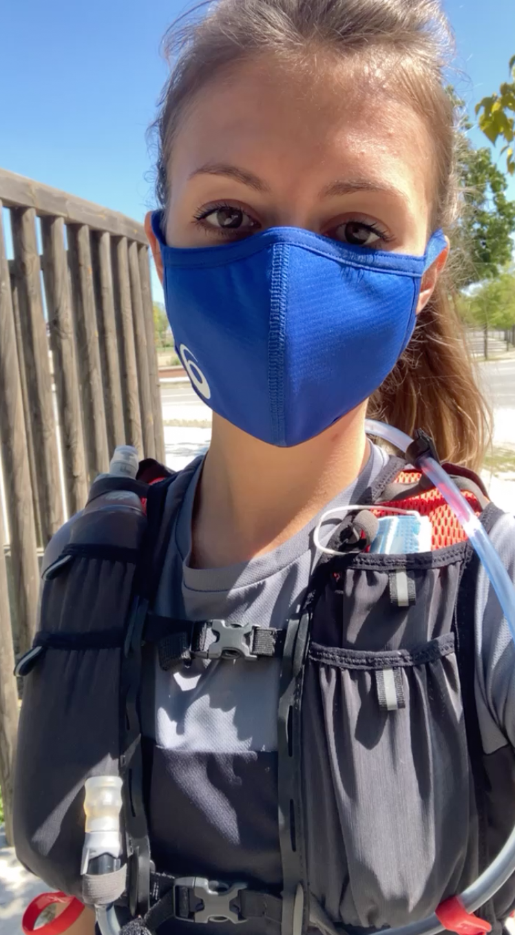 Wearing a mouth mask in Spain on the streets