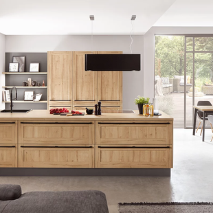 German Kitchens with Contemporary Shaker style