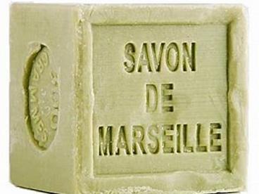 SAVON de MARSEILLE   OLIVE OIL