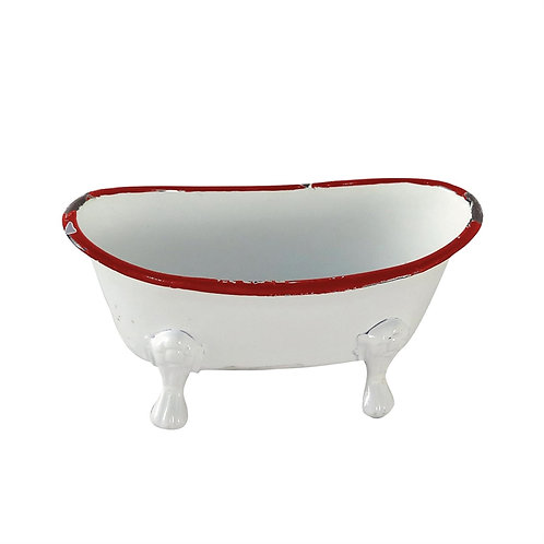 SOAP DISH HOLDER | RED