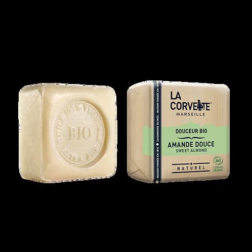 SWEET ALMOND ORGANIC SOAP