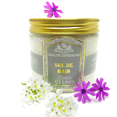 COCO LEMON SEA SALTS