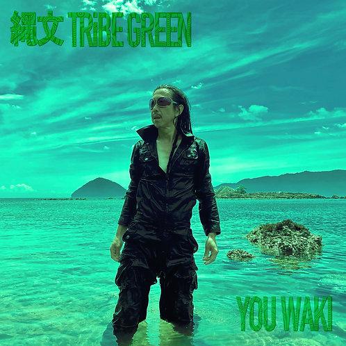 縄文TRiBE GREEN ON SALE!