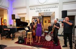 Krisanthi Pappas & Cape Cod Jazz Quintet