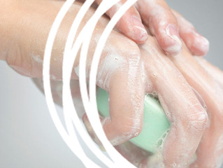 Mãos limpas evitam transmissão de doenças