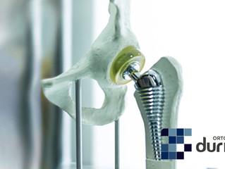 Os benefícios da prótese de quadril