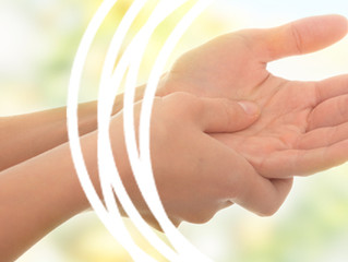 Porque a dor na mão que nunca deve ser ignorada