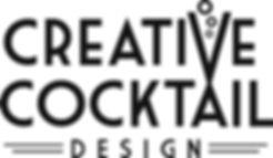 Creative Cocktail Design Logo