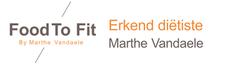 diëtiste Marthe Vandaele