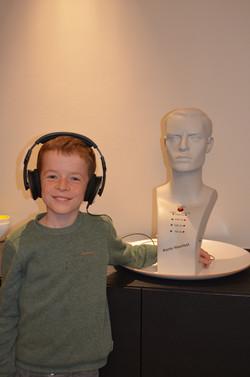 Screening van het gehoor