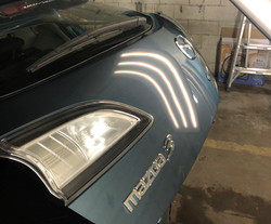 Completed Dent Repair/ After Picture