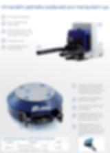 univerzální jednotka podavače pro manipulační systémy a automatizace roboty