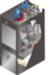 filtrace olejových mlh