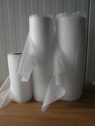 FABRICS netkané filtrační tkaniny