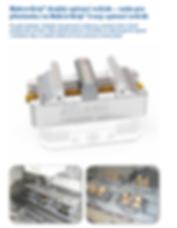 Makro-Grip dvojitý upínací svěrák - sada pro přestavbu na Makro-Grip 5-osý upínací svěrák