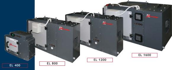 elektrostatický filtr Elektra