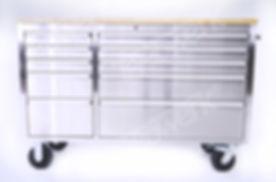 triebwerk nerezový nástrojový vozík