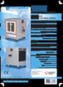 Coolspace ochlazovač vzduchu Wave, klimatizace