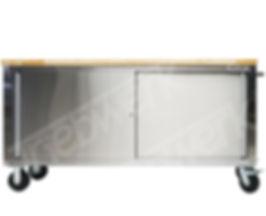 triebwerk nářaďový vozík