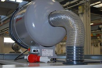 filtrace vzduchu MICROIL