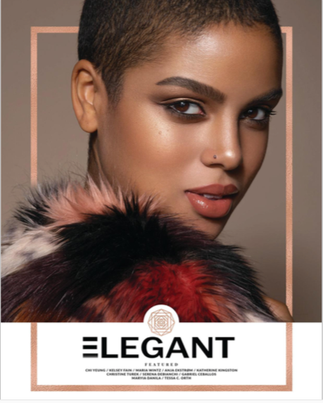 Elegant Magazine Stylist